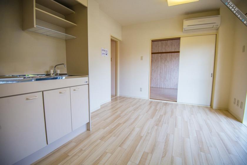 share-residence-miyazakidai-room102