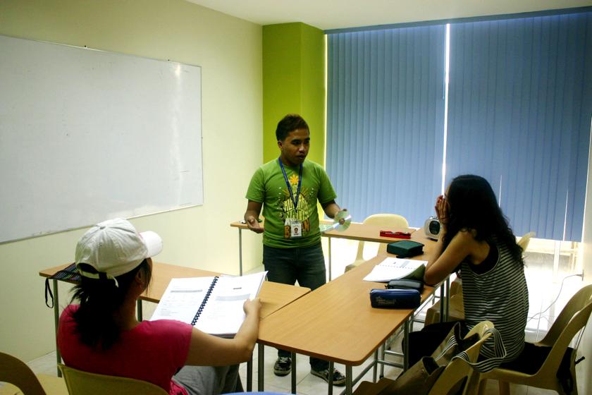 IELTS 1-2 Speaking Class
